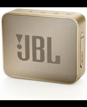 Kõlar JBL GO2 shampanja