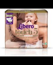 Libero Touch 5 Teipmähe 10-14kg 42 tk.