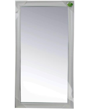 Peegel Alice, 40 × 80 cm, valge