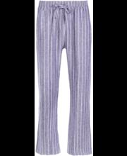 Meeste pidžaamapüksid L, valge/sinine