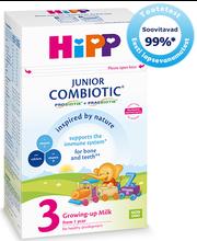 HIPP 3 Junior Combiotic väikelastepiim alates 12-elukuust