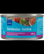 Tuunikala tomati-aedvilja pikantses kastmes 90 g