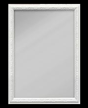 Peegel Nostalgia 50x70 cm, valge