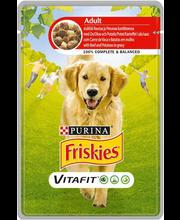 Täissööt täiskasvanud koertele, sisaldab veiseliha ja kartuli...