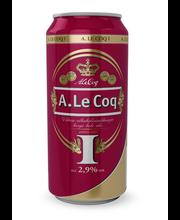 A. LeCoq I õlu 2,9%, 500 ml