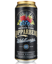 KOPPARBERG WILDBERRY 4,5% 500 ML SIIDER