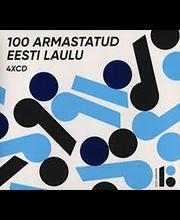 CD 100 armastatud Eesti laulu