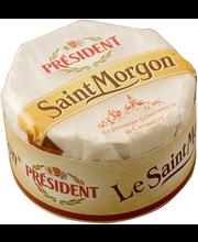 President Saint Morgon puna-valgehallitusjuust, 200 g