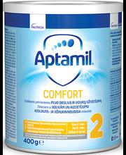 Aptamil Comfort 2 jätkupiimasegu 400g, alates 6-elukuust