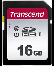Mälukaart Transcend, 16 GB, U1 SD 300S