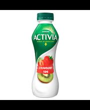 Maasika-kiivi joogijogurt, 300 g