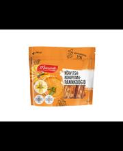 Kõrvitsa-kohupiimapannkoogid, 200 g