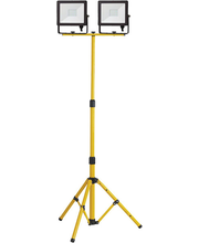 LED-prožektor 2x20W IP44 kolmjalg