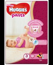 Huggies püksmähkmed Pants 3, tüdrukule, 6-11 kg, 58 tk