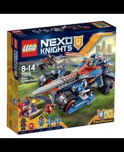 Lego Nexo Knights Clay kõminatera 70315