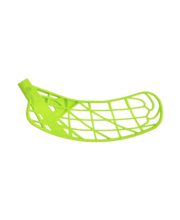Paremakäeliste saalihokikepi laba Oxdog Avox NB, roheline