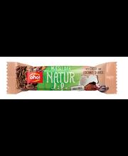 Müslibatoon kakao ja kookospähkli laastudega 30 g