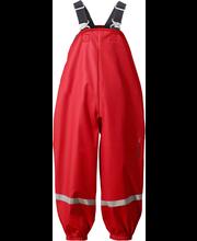 Laste vihmapüksid 90 cm, punased