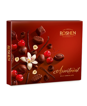 Roshen Elegant piimašokolaadi assortii 145 g