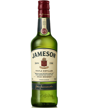 Jameson Irish Whisky 40% 500 ml
