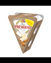 Brie valgehallitusjuust pähklitega, 125 g
