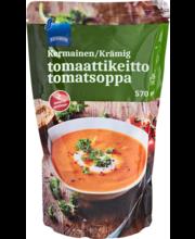 Rainbow kreemine tomatisupp, 570 ml