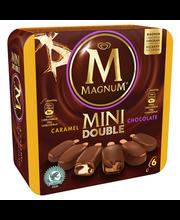 Karamelli-šokolaadijäätised, 6 x 60 ml