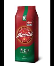 Tassikohv Merrild In-Cup 400 g
