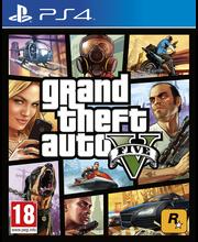 PS4 mäng Grand Theft Auto V