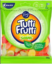 Fazer Tutti Frutti Sour kummikommid 180 g