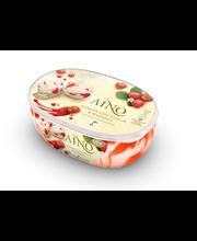 """Koorejäätis """"Vana aja vanill ja maasikas"""", 900 ml"""