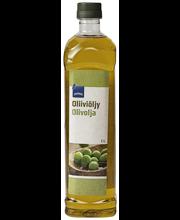 Segu rafineeritud oliivi-ja neitsioliiviõlist 1 l