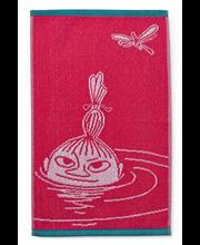 Froteerätik my 30x50 cm, roosa