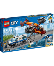 60209 City Sky Police Diamond Heist