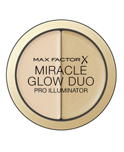 Sära andev puuder Miracle glow duo 10 light