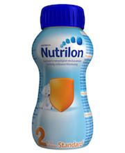 Nutrilon 2 jätkupiimajook 200 ml, alates 6-elukuust
