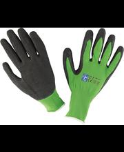 Töökindad nailon/lateks roheline 10