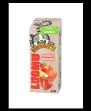 Mehukatti Mahe maasika-õunanektar, 200 ml