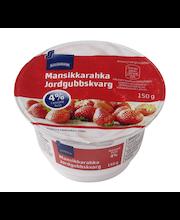 Maasika kohupiimakreem, 150 g
