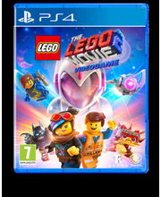 PS4 mäng LEGO The Movie 2