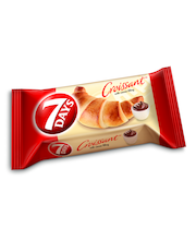 7 Days kakaokreemi täidisega sarvesai 60 g