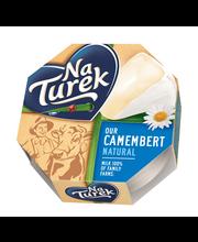 Camembert valgehallitusjuust, 120 g