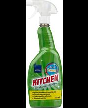 Rainbow köögi puhastusvahend Spray 750 ml
