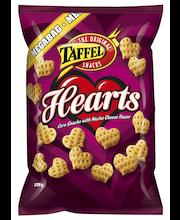 Taffel Hearts maitsestatud maisinäksid 235 g