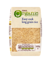 Pikateraline riis 500 g , Organic