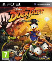 PS3 mäng Duck Tales Remastered