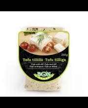 Tilli ja peterselli tofu, 250 g