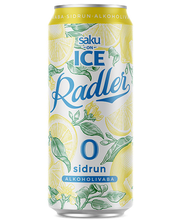 Saku On Ice alkoholivaba õlu Sidrun 500ml