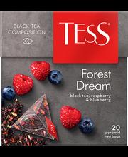 Tess Forest Dream, must tee metsamarjadega 1.8g*20