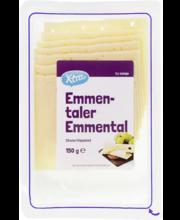 Emmental juust, viilutatud, 150 g